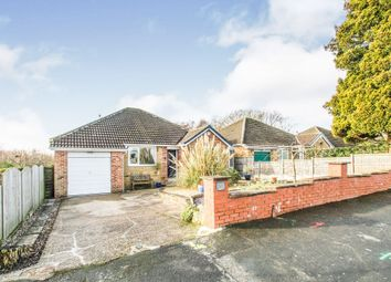 Thumbnail 3 bed detached bungalow for sale in Buckstone Avenue, Alwoodley, Leeds