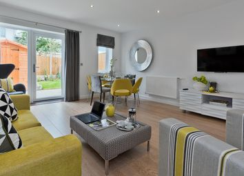 Thumbnail 4 bedroom town house for sale in Billet Road, Walthamstow