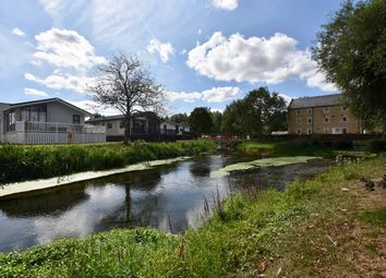 Thumbnail 2 bed mobile/park home for sale in Yarwell Mill Country Park, Peterborough