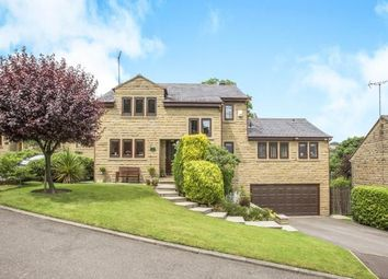Thumbnail 5 bedroom detached house for sale in Shibden Hall Croft, Halifax, West Yorkshire
