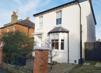Thumbnail 4 bed detached house to rent in Howard Road, Dorking
