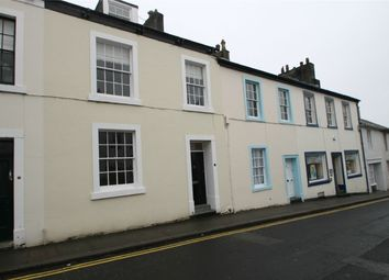 Thumbnail 4 bed terraced house for sale in 46 St Johns Street, Keswick, Cumbria