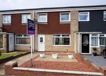3 bed terraced house for sale in Sunholme Drive, Wallsend NE28