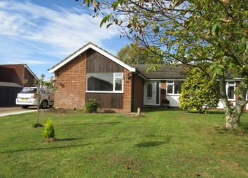 Thumbnail 3 bed semi-detached bungalow for sale in Downs Way, Sellindge, Ashford