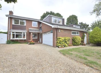 Thumbnail 5 bed detached house for sale in Court Road, Strensham, Worcester