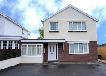 Thumbnail 3 bed link-detached house for sale in Dyffryn Road, Saron, Ammanford