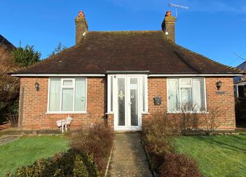 Thumbnail Detached bungalow for sale in Pembury Grove, Bexhill-On-Sea