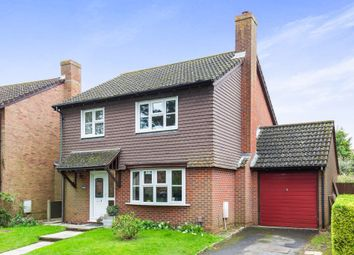 Thumbnail 4 bed detached house for sale in Crispin Close, Locks Heath, Southampton