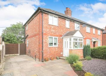 Thumbnail 3 bedroom semi-detached house for sale in Oak Road, Cheadle, Cheshire