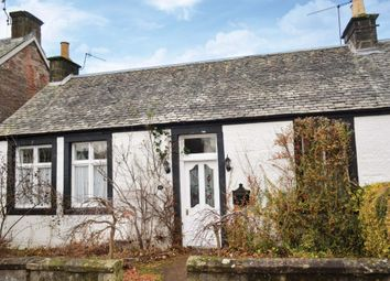 Thumbnail 2 bed cottage for sale in Cairnpark Street, Dollar, Stirling