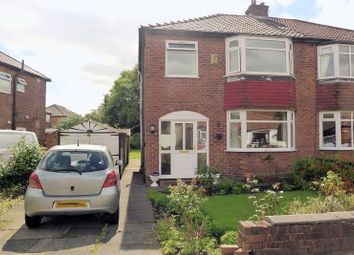 Thumbnail 3 bedroom semi-detached house for sale in Bradford Park Drive, The Haulgh, Bolton