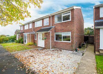 Thumbnail 3 bed end terrace house for sale in Lancelot Way, Fenstanton, Huntingdon