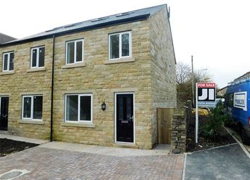 Thumbnail 4 bed semi-detached house for sale in Hollings Street, Cottingley, Bingley