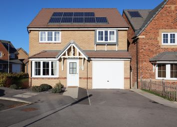 Thumbnail 4 bed detached house for sale in Parwich Court, Rotherham
