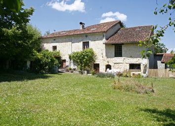 Thumbnail 4 bed property for sale in Paussac-Et-St-Vivien, Dordogne, France