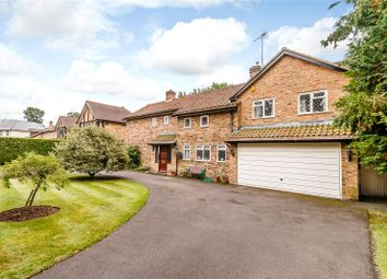 Thumbnail 4 bed detached house for sale in Camp Road, Gerrards Cross, Buckinghamshire