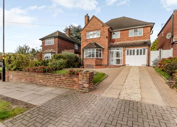 Thumbnail 4 bed detached house for sale in Berwood Road, Sutton Coldfield