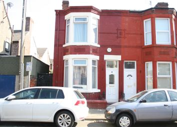 Thumbnail 3 bedroom terraced house to rent in Bellamy Road, Walton, Liverpool