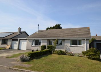 Thumbnail 3 bed bungalow for sale in Angevran Meadow, Cubert, Newquay, Cornwall