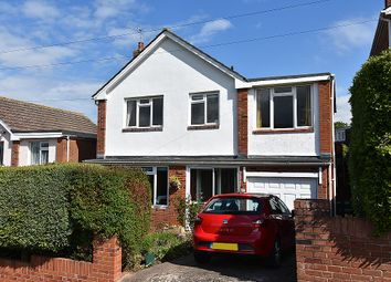 Thumbnail 5 bedroom detached house for sale in West Garth Road, Exeter