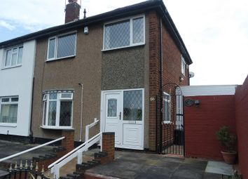 Thumbnail 3 bed semi-detached house for sale in Hampshire Road, West Bromwich