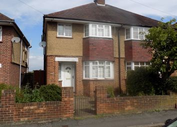 Thumbnail 3 bed semi-detached house to rent in Montague Road, Uxbridge