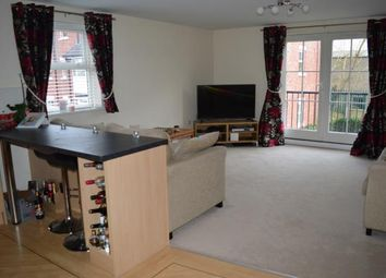 Thumbnail 2 bed flat for sale in The Maltings, Lichfield, Staffordshire