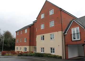 Thumbnail 2 bed flat to rent in Swindell Close, Mapperley