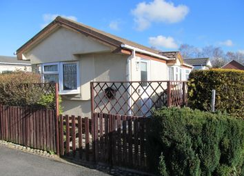 Thumbnail 1 bedroom mobile/park home for sale in Moorgreen Park (Ref 5223), West End, Southampton, Hampshire