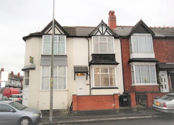 Thumbnail 3 bed terraced house for sale in Bearwood Road, Smethwick