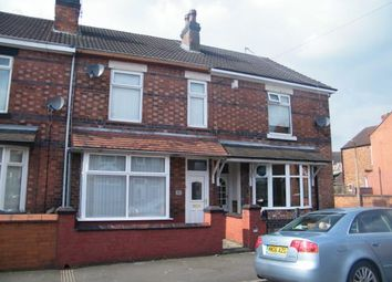 Thumbnail 3 bed property for sale in Richmond Road, Crewe, Cheshire