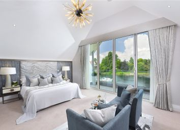 Thumbnail 4 bed terraced house for sale in Waterfront Villas, Taplow Riverside, Mill Lane, Taplow, Maidenhead