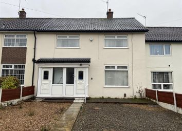 Thumbnail 3 bed terraced house for sale in Siddington Road, Handforth, Wilmslow