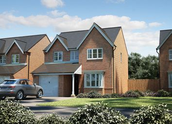 """Thumbnail 4 bed detached house for sale in """"The Hemsby"""" at Winchester Road, Fair Oak, Eastleigh"""