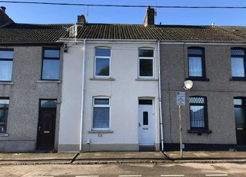 Thumbnail 3 bed terraced house for sale in Cecil Road, Gorseinon, Swansea