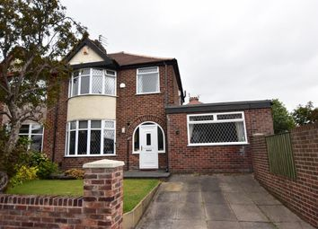 Thumbnail 3 bed semi-detached house for sale in Hamilton Road, Windle, St. Helens