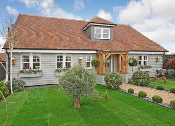 Thumbnail 5 bed detached house for sale in Mill Lane, Toot Hill, Ongar, Essex