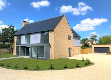 Thumbnail 5 bedroom detached house for sale in The Ridings, Bullockspit Lane, Southmoor, Abingdon