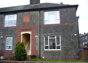 Thumbnail 1 bed flat to rent in Wilson Street, Ayr