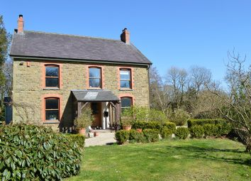 Thumbnail 4 bed detached house for sale in Ty Llwyd Home Farm, Tanygroes, Cardigan, Ceredigion.