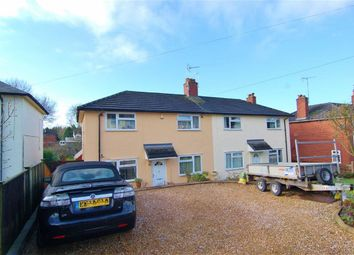 Thumbnail 3 bed semi-detached house for sale in Brunswick Street, Congleton