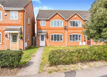 Thumbnail 3 bed detached house for sale in Upper Church Street, Syston, Leicester