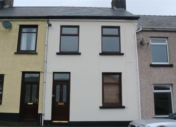 Thumbnail 3 bed terraced house for sale in Lower Waun Street, Blaenavon, Pontypool, Torfaen