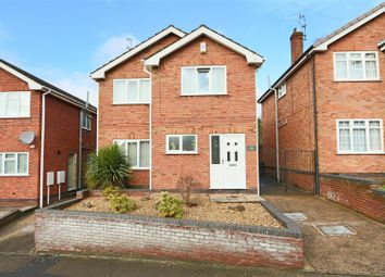 Thumbnail 4 bed detached house for sale in Clarke Ave, Arnold, Nottingham