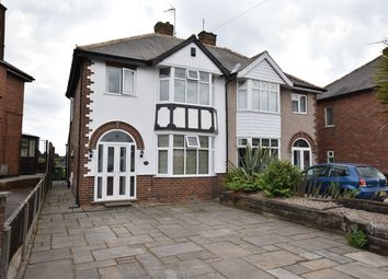 Thumbnail 3 bed semi-detached house for sale in Sleetmoor Lane, Somercotes, Alfreton, Derbyshire