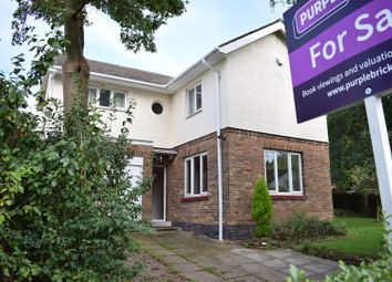 Thumbnail 3 bed detached house for sale in Elmswood Gardens, Sherwood