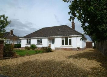Thumbnail 4 bedroom bungalow to rent in North Drive, Fakenham