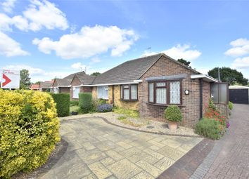 Thumbnail 2 bed semi-detached bungalow for sale in The Crescent, Horley