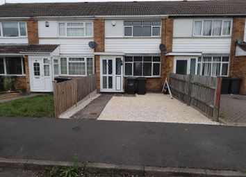 Thumbnail 2 bed terraced house to rent in Devoran Close, Exhall, Coventry