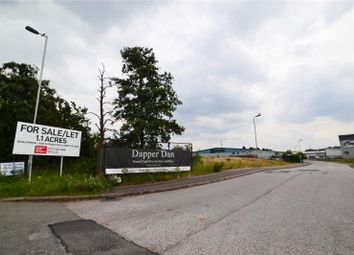 Thumbnail Land for sale in Gallan Park, Watling Street, Cannock, Staffordshire